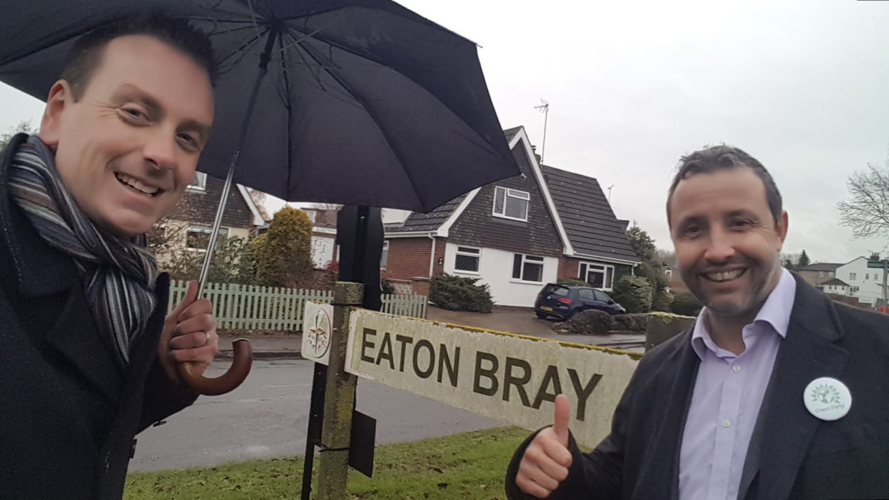 Andrew_Canvassing