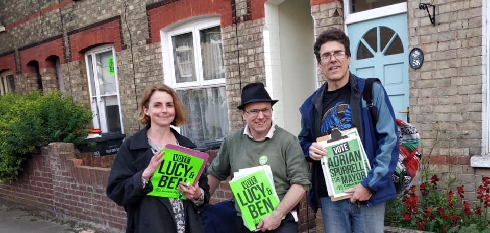 Bedford Green Party