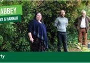 Naomi, Matt, Jeremy & Hannah Greens for Abbey Ward Cambridge